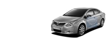 Toyota Avensis desde 2009